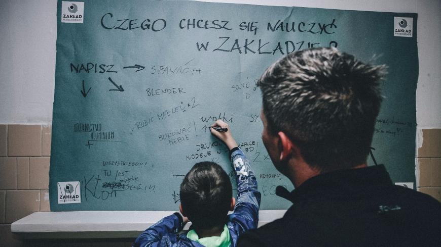 Zaklad ReSTART - Piotr Krzyk